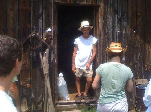 Robbie's farm